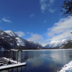 Stehekin view of Lake Chelan